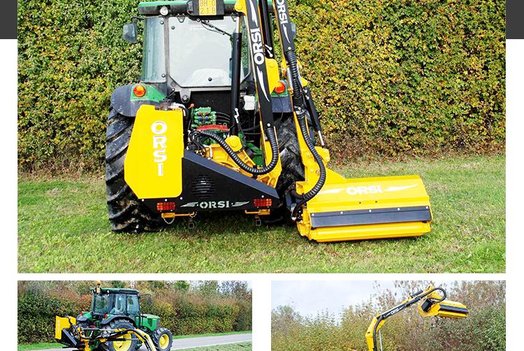 意大利ORSIRIO500VIP长臂割草机
