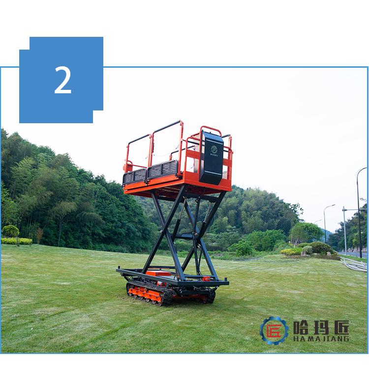 韩国SUNGBOO HTK-7500高位作业平台